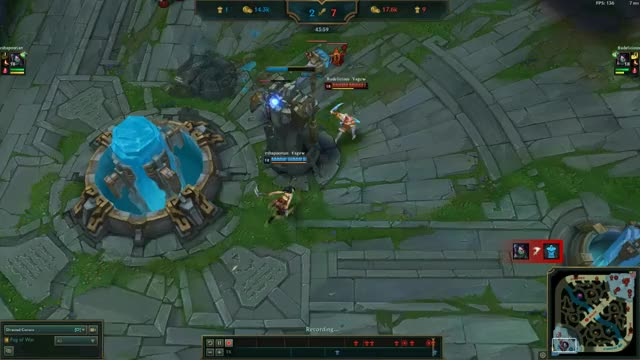 Watch and share Akali GIFs by Bade on Gfycat