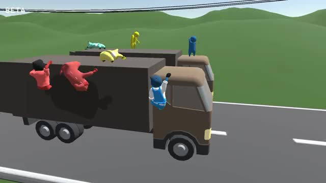 Watch and share Gangbeasts GIFs by shields on Gfycat
