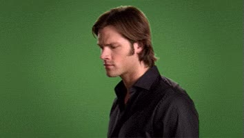 Watch and share Jared Padalecki GIFs on Gfycat
