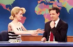 Watch and share Weekend Update GIFs and Kristen Wiig GIFs on Gfycat