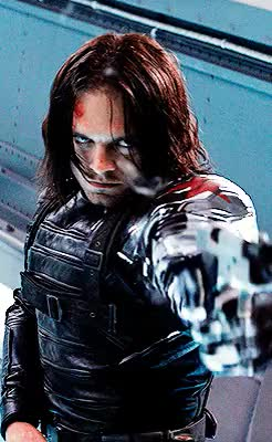 Watch and share My Serial Killer GIFs and Winter Soldier GIFs on Gfycat