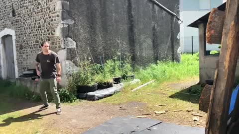 accurateshot, addict, blade, dontmesswithme, kick, kickingknives, knife, knifethrower, knifethrowing, knives, martialarts, ninja, ninjaskills, ninjastyle, peopleareawesome, videohot, videooftheday, viral, viralvideo, warrior, 😈 KICKING KNIVES 😈 Repost of my kicking knives video without any slow motion. ENJOY 😊 @sogknives @dudeperfect @peopleareawesome GIFs