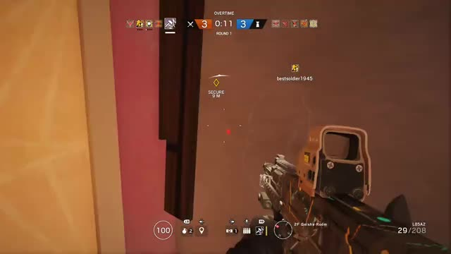 Watch this GIF by Gamer DVR (@xboxdvr) on Gfycat. Discover more Soapy Eye, TOMCLANCYSRAINBOWSIXSIEGE, xbox, xbox dvr, xbox one GIFs on Gfycat