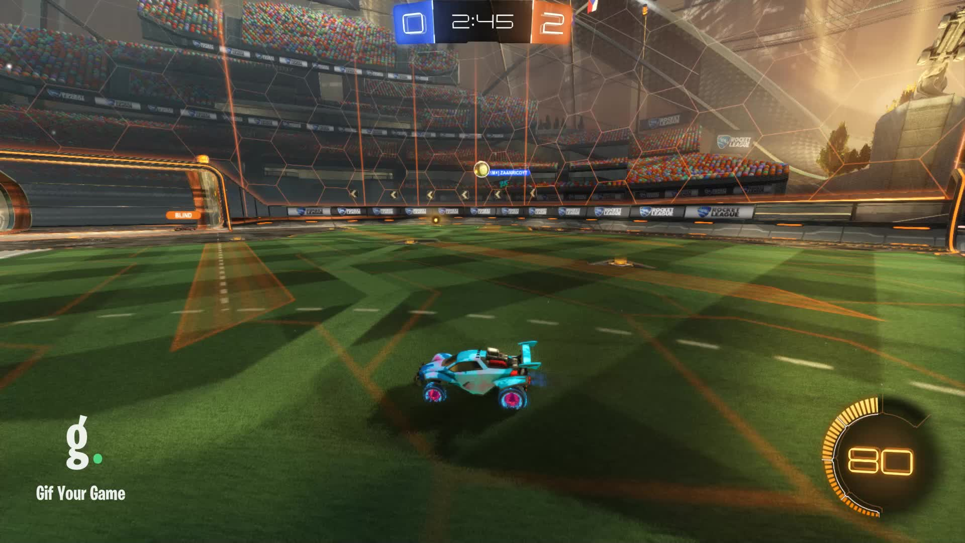 Gif Your Game, GifYourGame, Goal, Rocket League, RocketLeague, Timper [NL], Goal 3: Timper [NL] GIFs