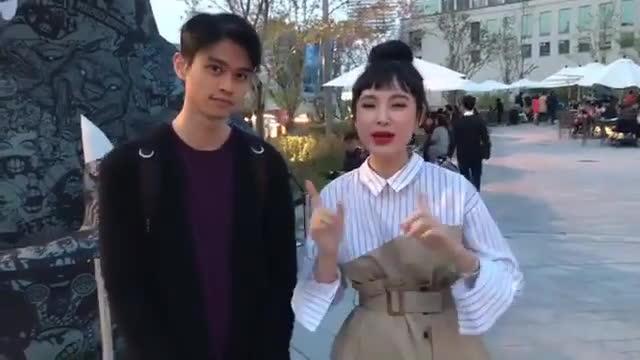 Chỉ vài năm tu luyện, Angela Phương Trinh đã tự tin nói tiếng Anh tại Hàn Quốc ảnh 0