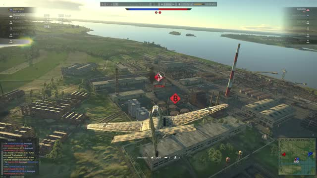Watch and share War Thunder GIFs and Flightsim GIFs by unhchabo on Gfycat