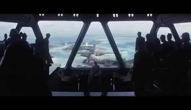 Watch and share Director Krennic - Deploy The Garrison! Move! Rogue One GIFs on Gfycat