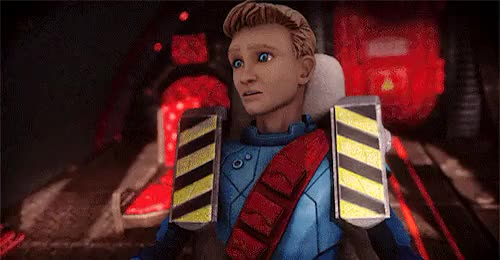 Watch and share Thunderbirds Are Go GIFs and Lil Starlord GIFs on Gfycat