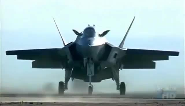 Watch and share The F-35 Lightning II Fighter Jet GIFs on Gfycat