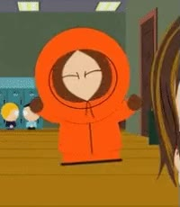 Watch and share Post South Park Kenny Dancing GIFs on Gfycat