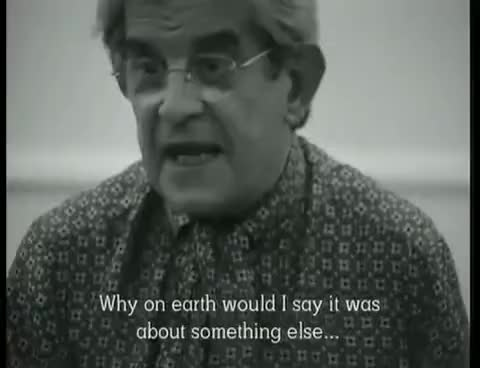 Watch and share Excerpt From Lacan Parle (1972).mp4 GIFs on Gfycat