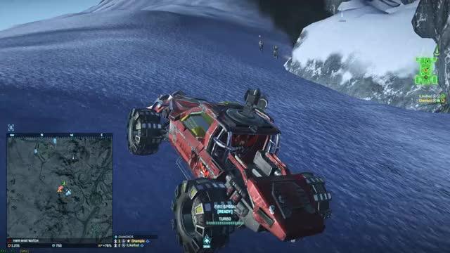 Watch It's OK, I'm a stuntman. GIF on Gfycat. Discover more planetside, planetside 2, ps2 GIFs on Gfycat