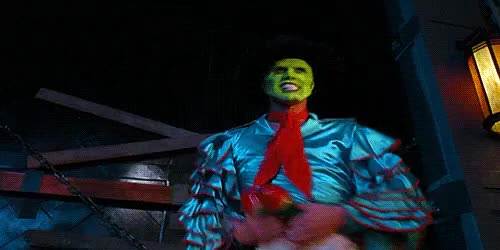 Watch and share The Mask GIFs on Gfycat