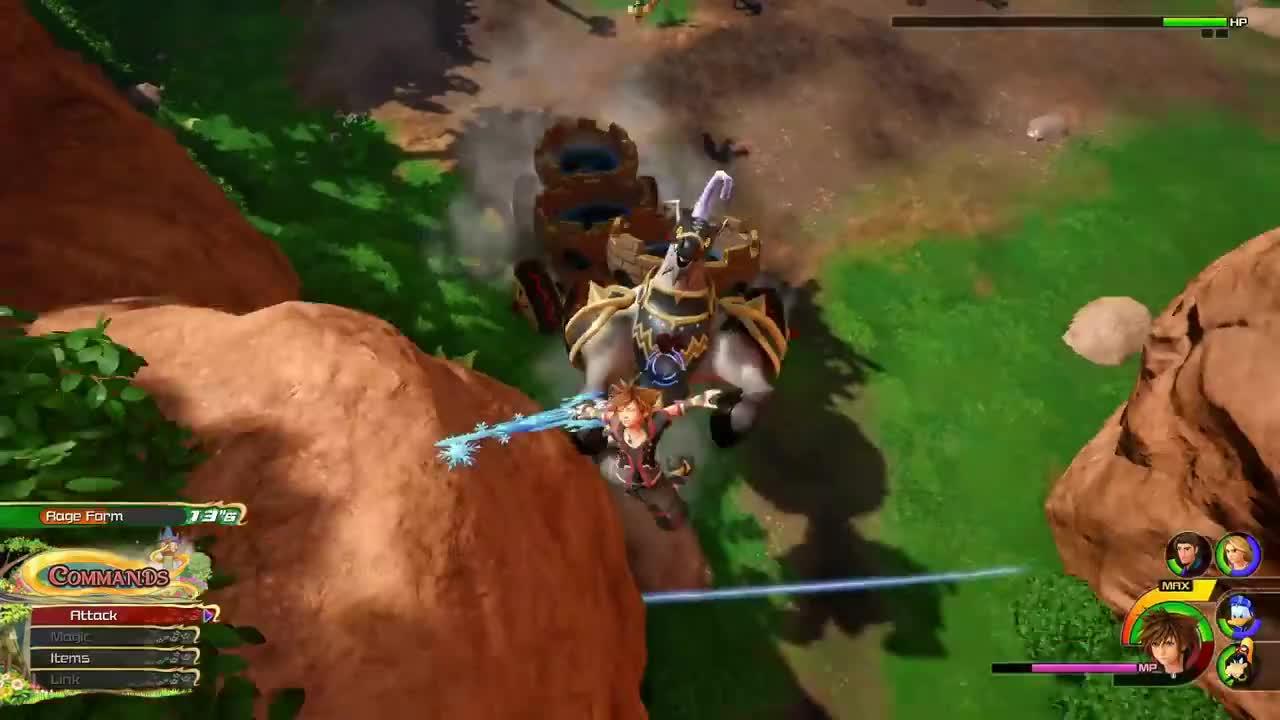 Kingdom Hearts 3 Big Hero 6 Gifs Search | Search & Share on Homdor