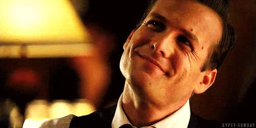 Watch and share Harvey Specter GIFs and He Is So Sweet GIFs on Gfycat