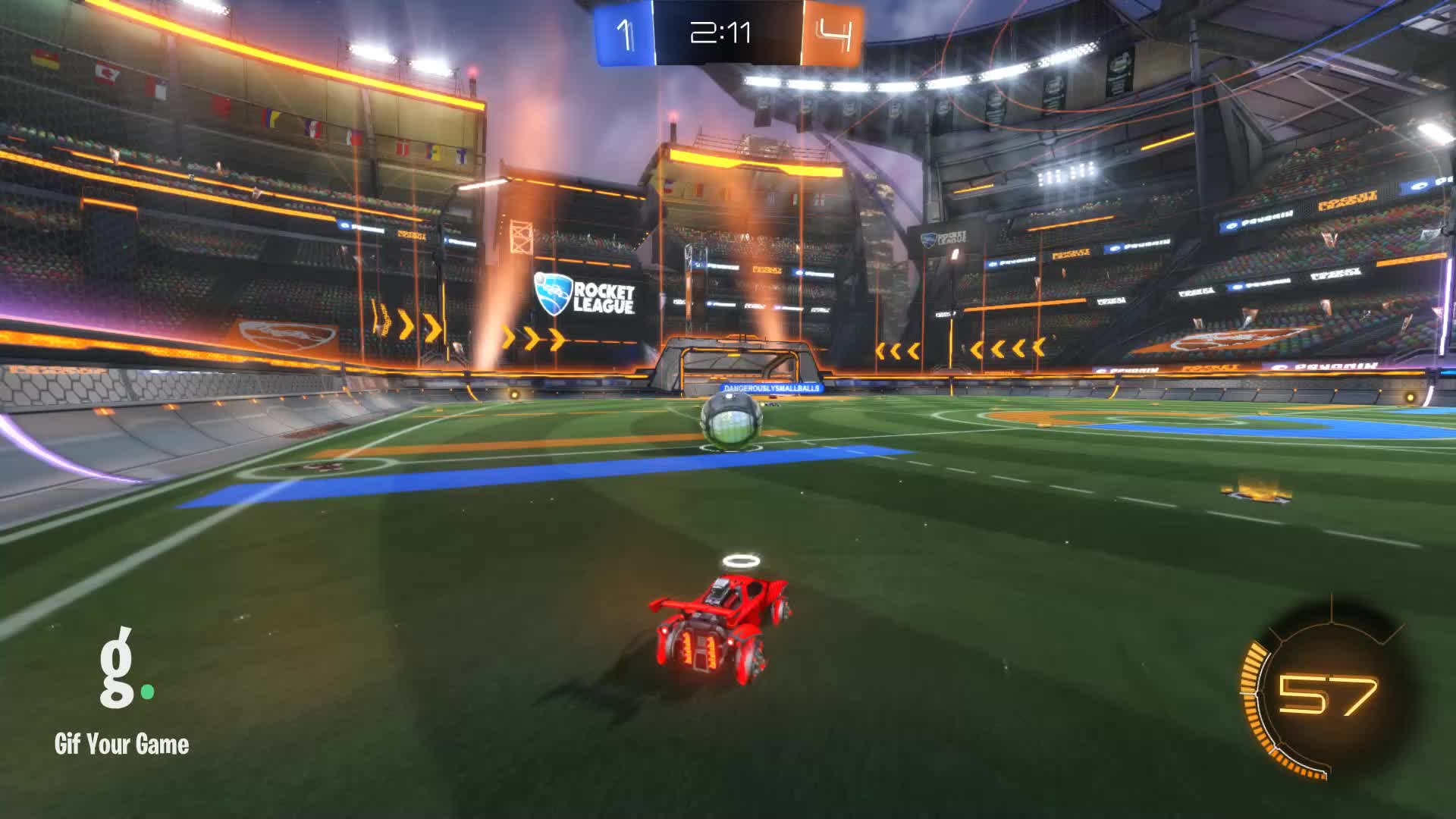 Gif Your Game, GifYourGame, Goal, Rocket League, RocketLeague, lilmoist., Goal 6: Annoy. GIFs