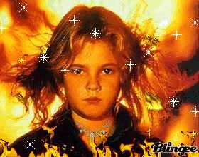 Watch Drew Barrymore Firestarter GIF on Gfycat. Discover more related GIFs on Gfycat