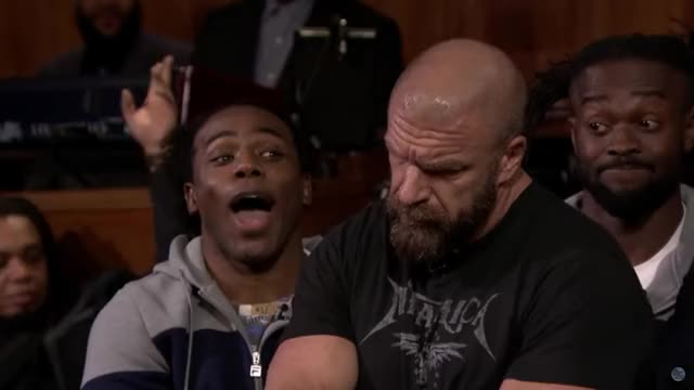 Watch and share Metalica GIFs and Triple H GIFs on Gfycat