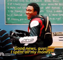 Me After I Get My Paycheck GIFs