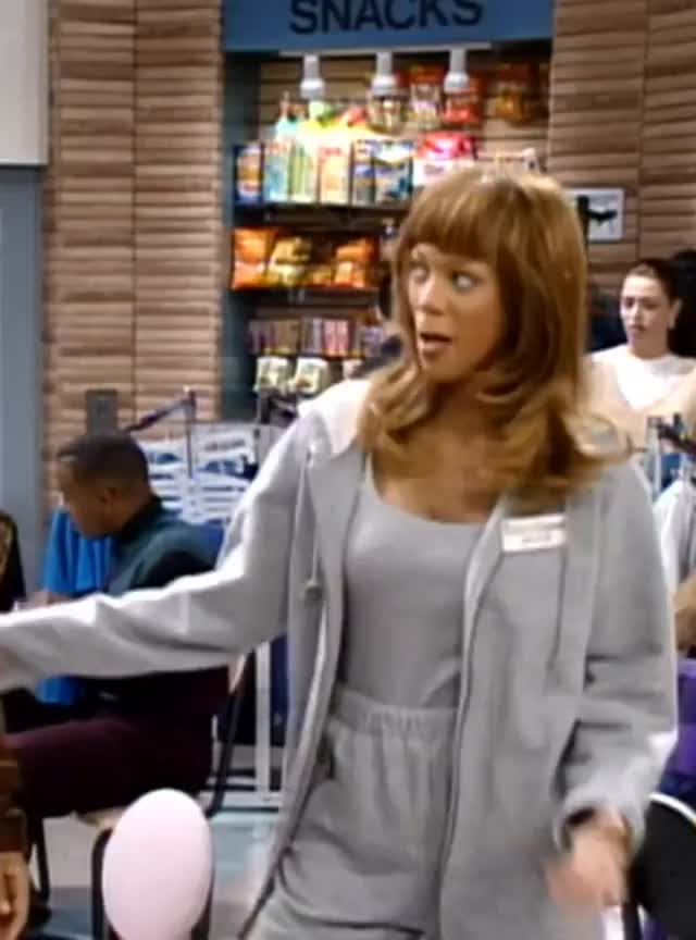 Watch and share Tyra Banks - Fresh Prince Of Bel Air 4x11 - 03 GIFs on Gfycat
