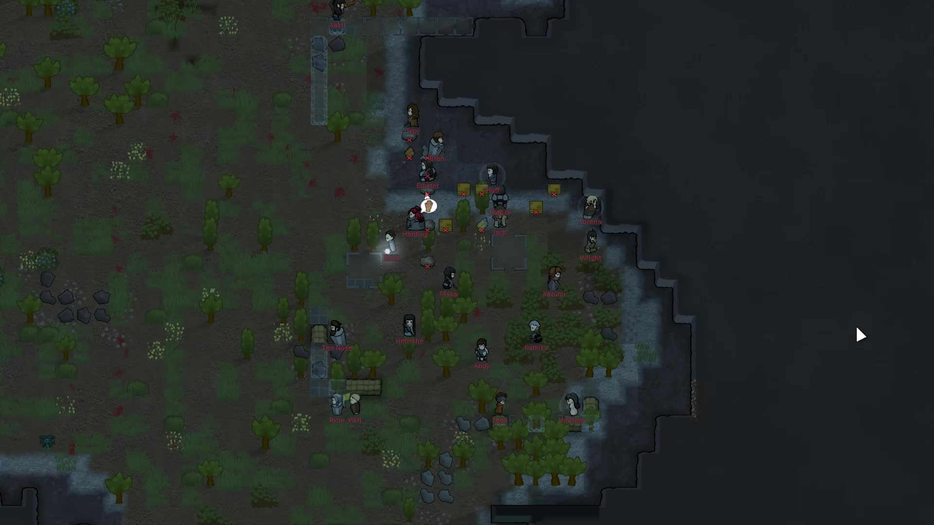 rimworld, mortar 1 GIFs