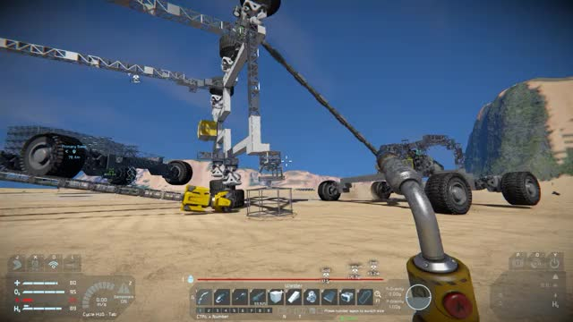 Watch and share Space Engineers 07.24.2018 - 20.06.58.11 GIFs by parias on Gfycat