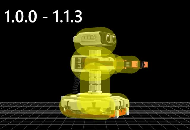 Watch robot' GIF by Meshima (@meshima) on Gfycat. Discover more related GIFs on Gfycat