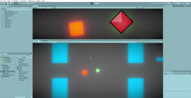 Watch and share Unity 2018.4.9f1 Personal - Main.unity - DungeonGame - PC, Mac & Linux Standalone DX11  2019-10-29 14-49-32 GIFs on Gfycat