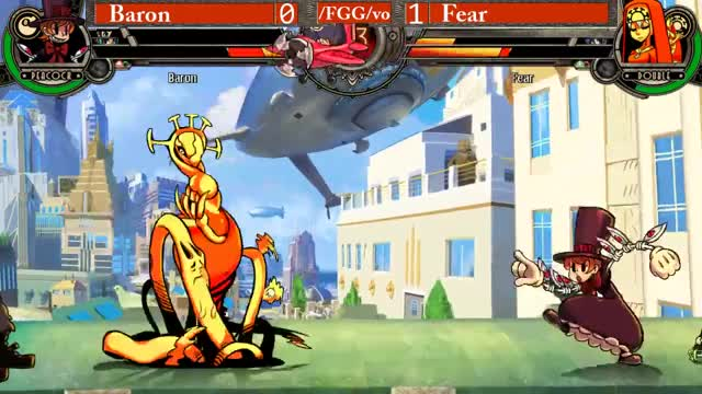 Watch and share Skullgirls GIFs and Cerebella GIFs on Gfycat