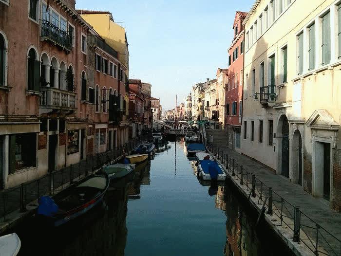 Venice (Italy), GIFs