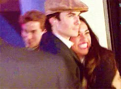 Watch and share Ian Somerhalder GIFs and Perez Hilton GIFs on Gfycat