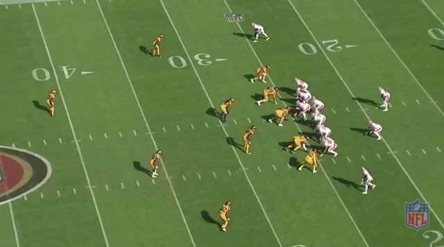 Watch and share Littleton Kittle Hook Route Middle GIFs by cdasilva18 on Gfycat