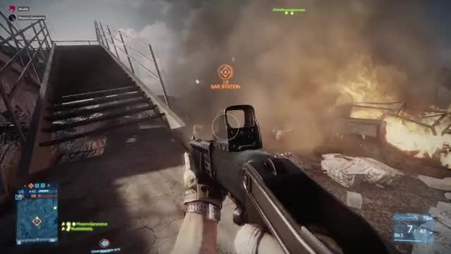 Watch and share Battlefield 3 GIFs and Nonsense GIFs by Muddy on Gfycat