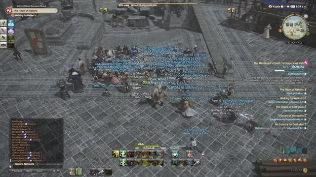 Watch and share FINAL FANTASY XIV 13 11 2019 1 14 59 PM GIFs on Gfycat