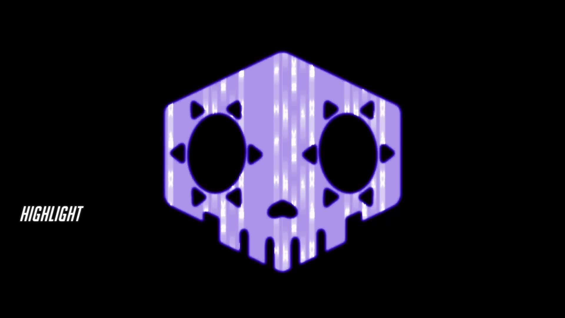 Overwatch, Sombra, Sombra 4K GIFs