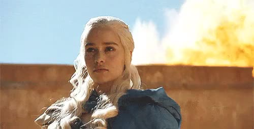 Watch Daenerys Khaleesi fire explosi JKLd GIF on Gfycat. Discover more related GIFs on Gfycat