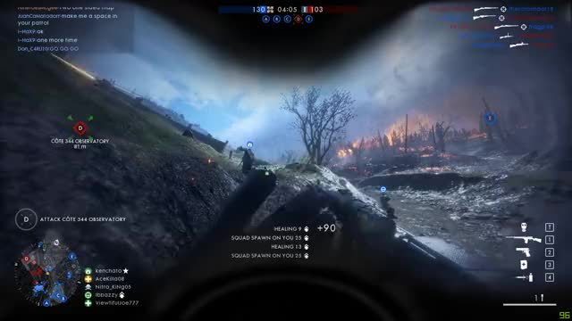 Watch this GIF by MrAssault (@mrassault08) on Gfycat. Discover more battlefield_one GIFs on Gfycat