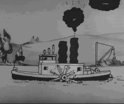 Watch and share Steamboat Willie GIFs and Animated Short GIFs on Gfycat