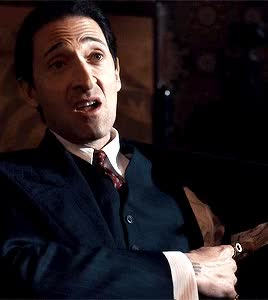 Watch and share Adrien Brody GIFs and Celebs GIFs on Gfycat