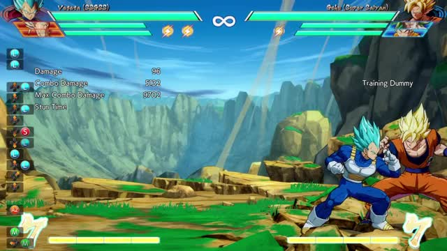 Watch and share Dbfz GIFs by nos0n3 on Gfycat