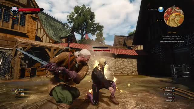 Watch Slice and Dice GIF by Gamer DVR (@xboxdvr) on Gfycat. Discover more AlphabetAlex, TheWitcher3WildHunt, xbox, xbox dvr, xbox one GIFs on Gfycat