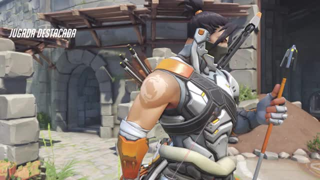 Watch hd GIF on Gfycat. Discover more hanzo, overwatch GIFs on Gfycat