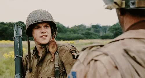 Watch and share Saving Private Ryan GIFs and Steven Spielberg GIFs on Gfycat