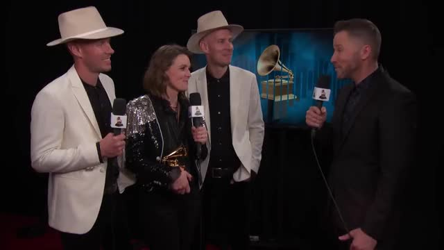 Watch Brandi Carlile One-On-One Interview | 2019 GRAMMYs GIF on Gfycat. Discover more Grammy, grammys GIFs on Gfycat