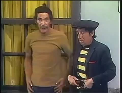 Watch and share El Chavo Del 8 - La Casita Del Chavo (1974) Ft (caquitos) GIFs on Gfycat