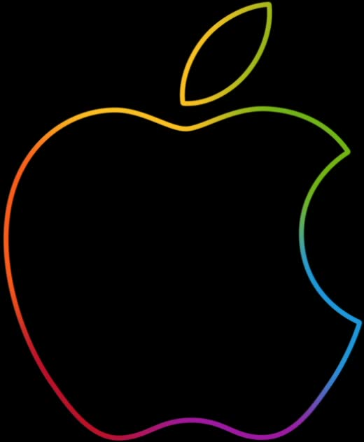 apple, app-covers-apple-outline GIFs