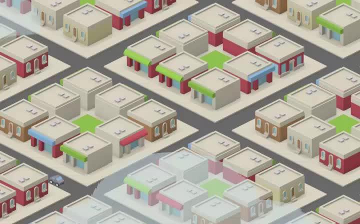 Isometric City GIFs