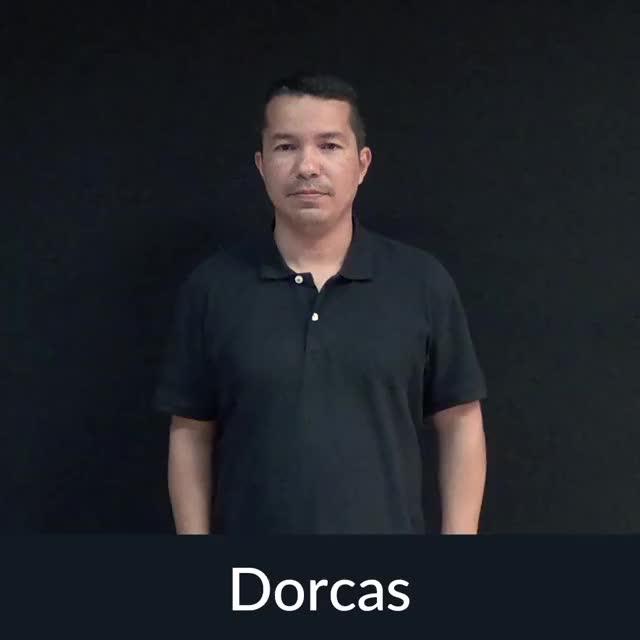 Watch and share Dicionario Libras GIFs and Personagens GIFs by Manuário Bíblia em Libras on Gfycat