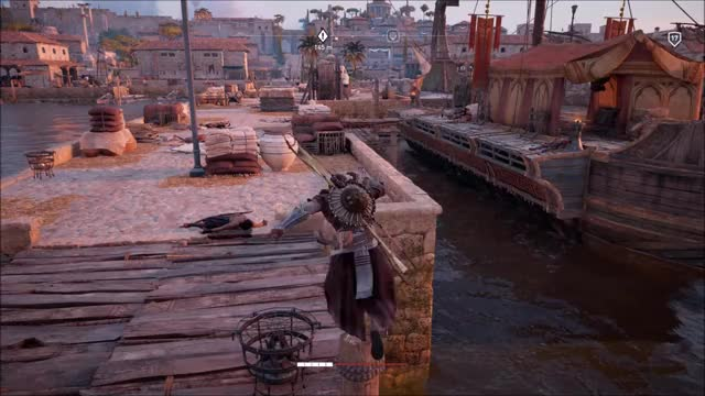 Watch and share AC Origins GIFs by Admiral on Gfycat