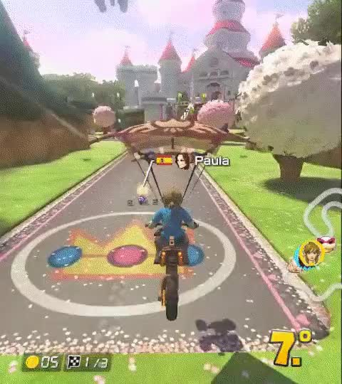 Watch and share Mario-kart-bug GIFs on Gfycat